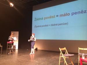 Míša a Adéla s radami pro všechny freelancery