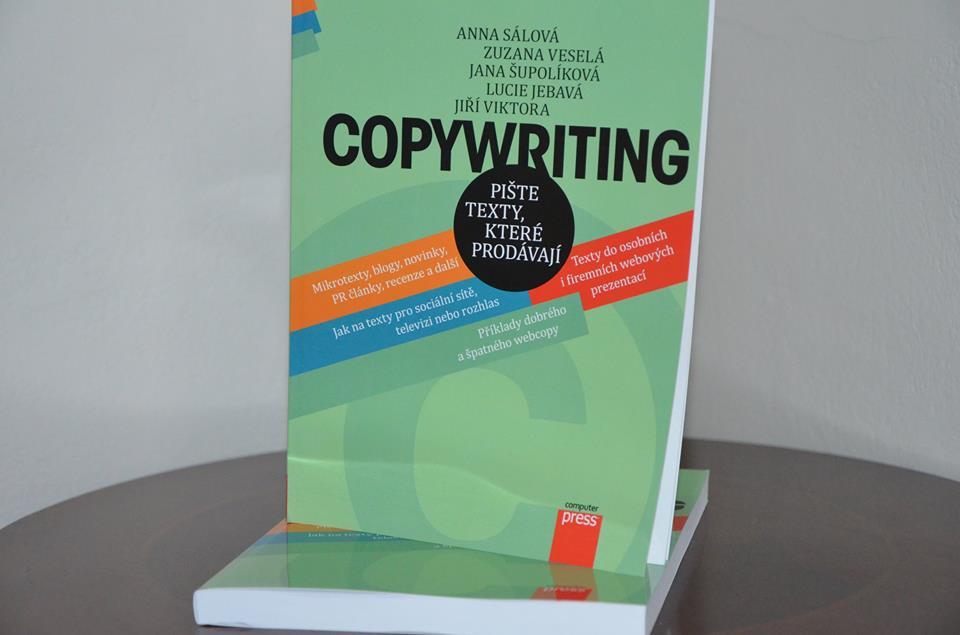 Příručka Copywritingu pro online i offline