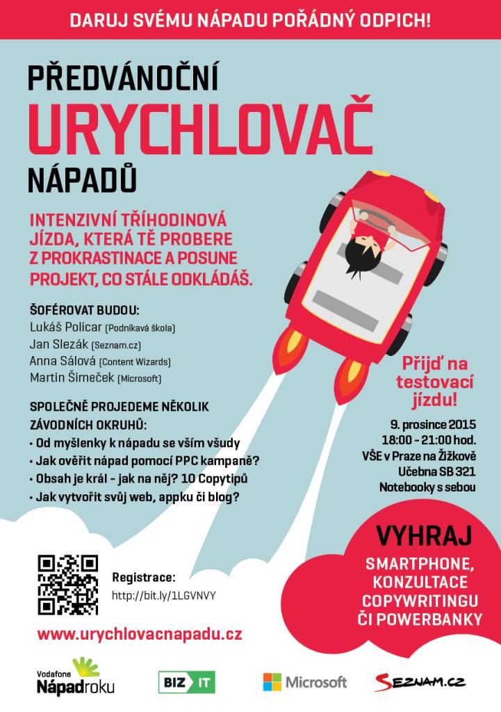 annacopy.cz a Předvánoční urychlovač nápadů