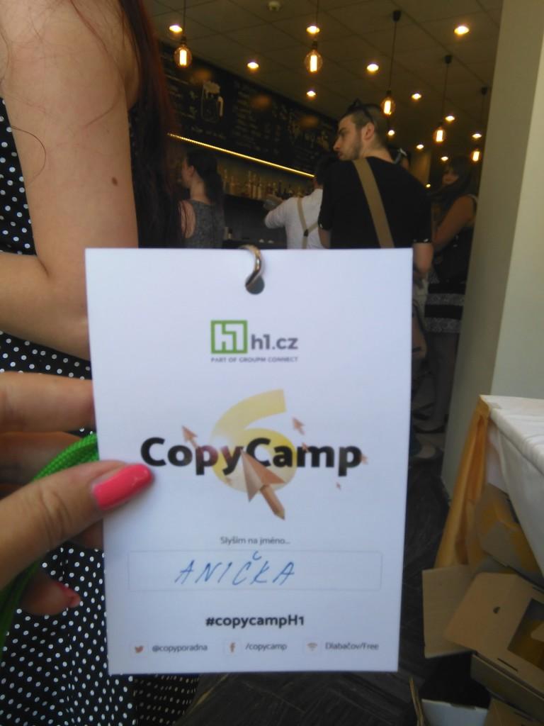 6. CopyCamp v plném proudu