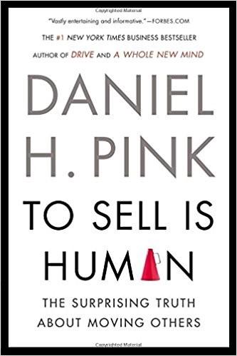 Prodávat je lidské od Daniela Pinka