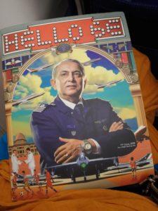 Indický palubní magazín společnosti IndiGo