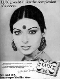 Lux India, zdroj: Pinterest