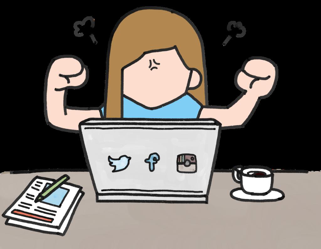 Úskalí online školení copywritingu